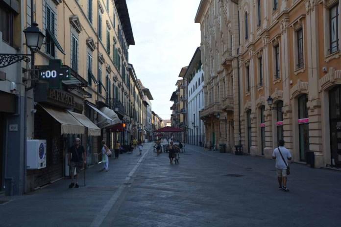 corso italia shopping