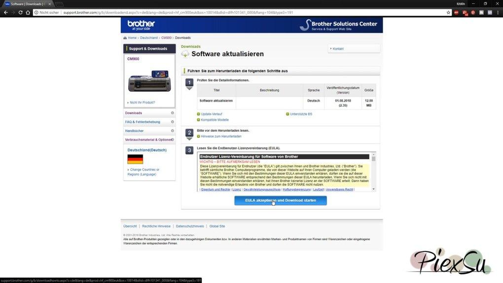 04-Softwareupdate-für-Plotter-von-Brother-PiexSu