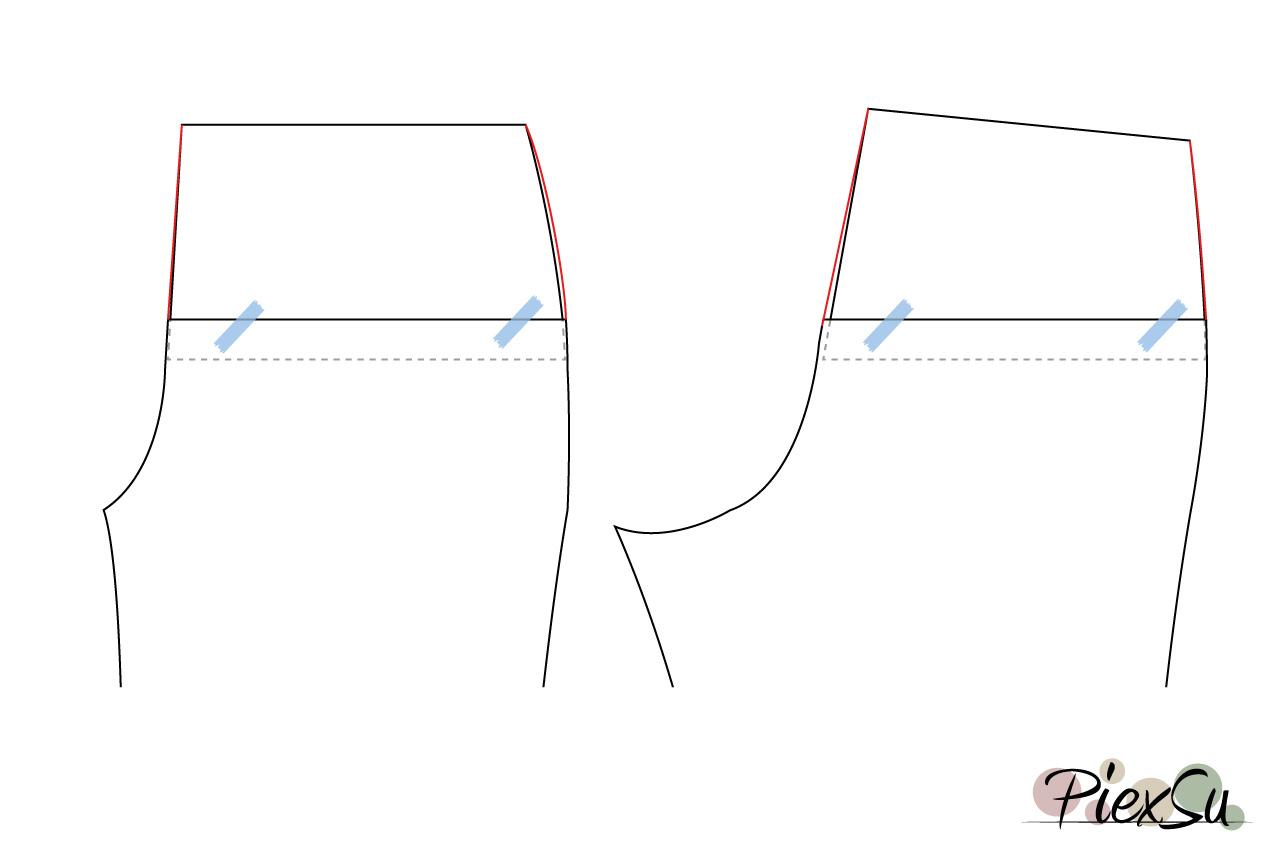 PiexSu-Schnittmuster-anpassen-Hüfttiefe-bei-Hosen-ändern-04