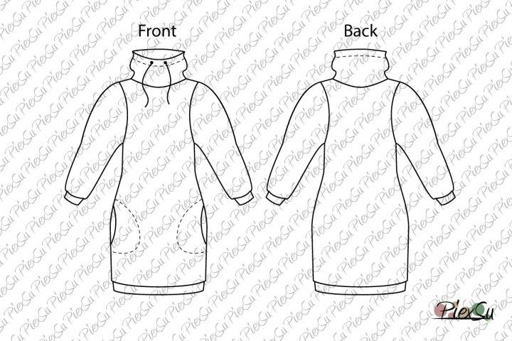 PiexSu-Nadal-Girls-technische-Zeichnung
