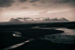 Skaftafellsjökull glacier