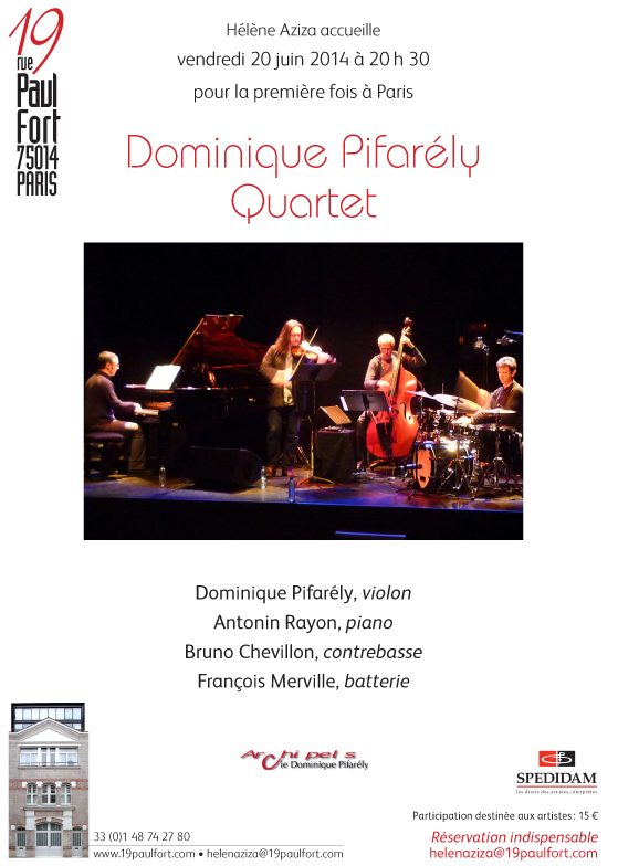 Pifarely Quartet-20Juin