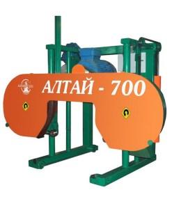 Ленточная пилорама Алтай 700