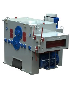 АЛТАЙ-2Ц16-350 - Двухвальный многопильный станок