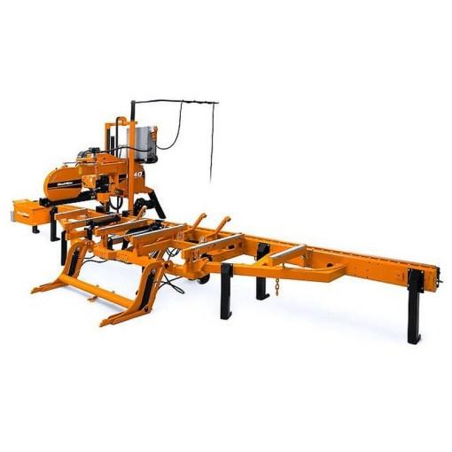 Ленточная пилорама Wood-Mizer LT40