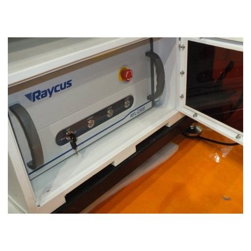 Лазерно-гравировальный оптоволоконный станок с ЧПУ Z2513GW