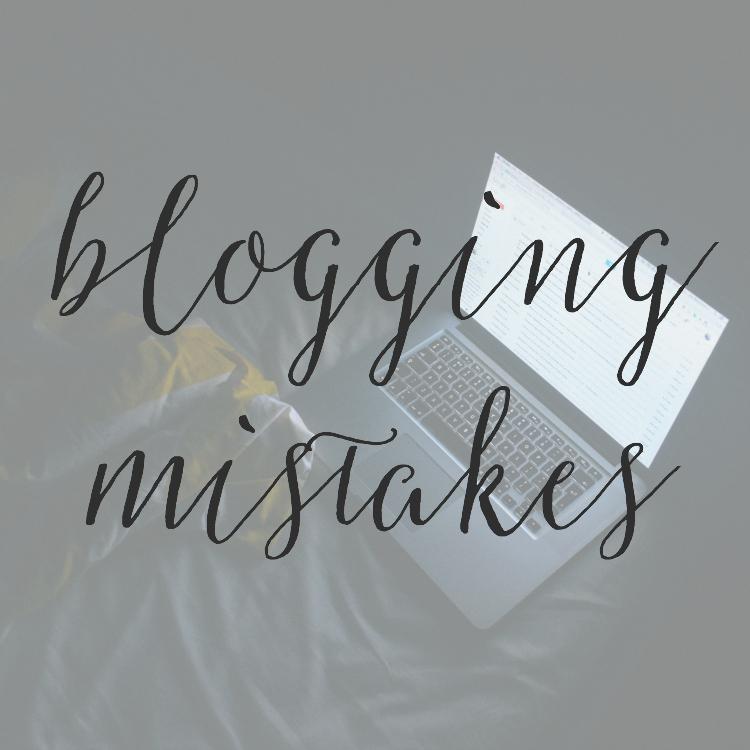 5 Common Blogging Mistakes