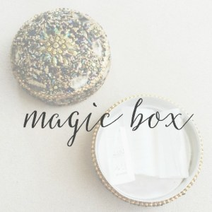 How to: Create a Magic Box + Supercharge Your Dreams