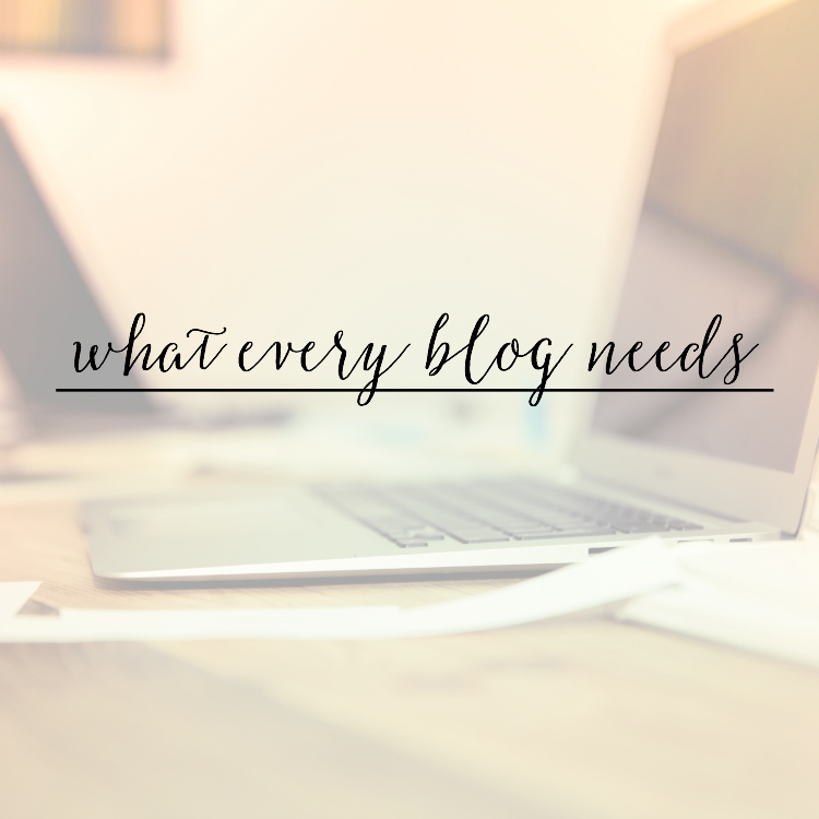 Finding Time to Blog + 2 Free Blogging Worksheets