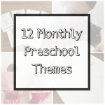 Thoughts on Preschooling + Free Preschool Planning Printables