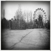 Il lunapark di Pryp'jat'