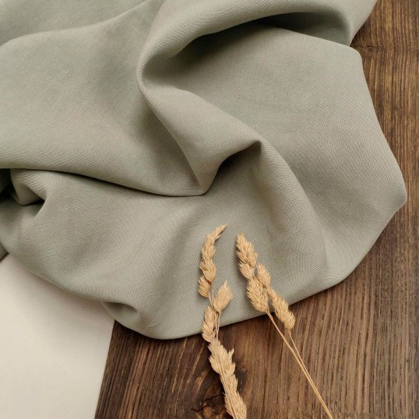 Sanded Tencel Linen Mix(21s)