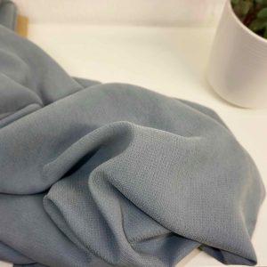 Bemberg™ cupro square crepe -1207 --5 Ocean blue