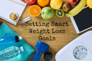 smart weight loss goals