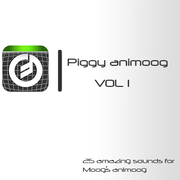 Piggy Animoog Vol I