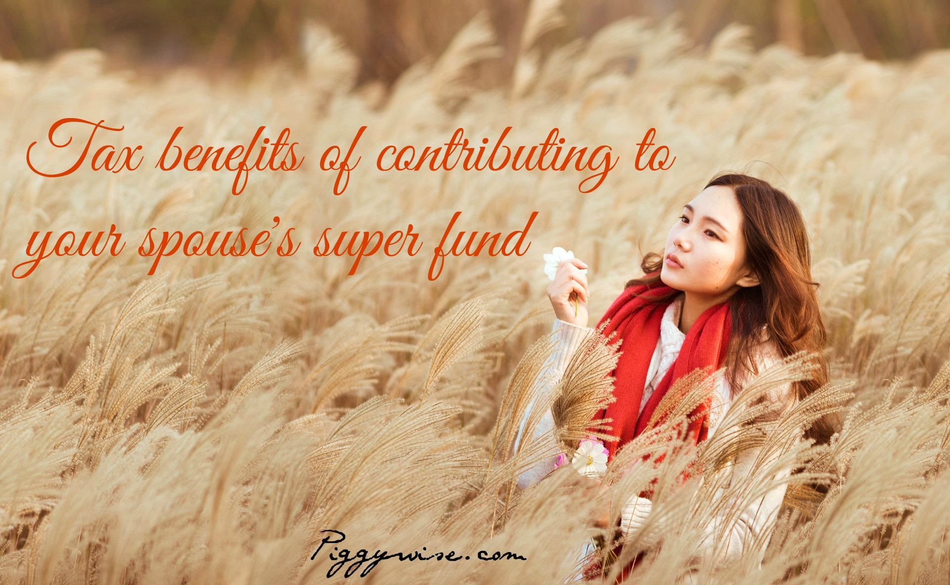 Tax benefits of contributing to your spouse's super fund