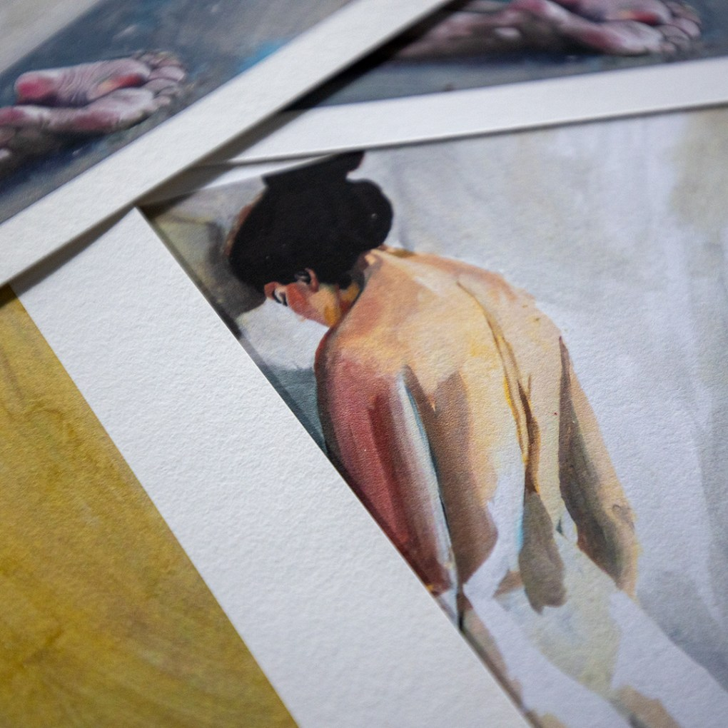 """Detail from """"Wernicke"""", Artwork by Mariana Laginha"""