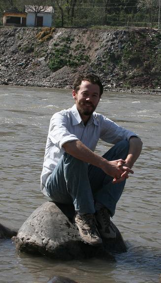 Reuben Brand - Pakistan, March 2009