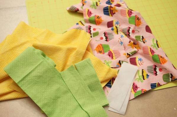 The cut fabric 3541173209 o