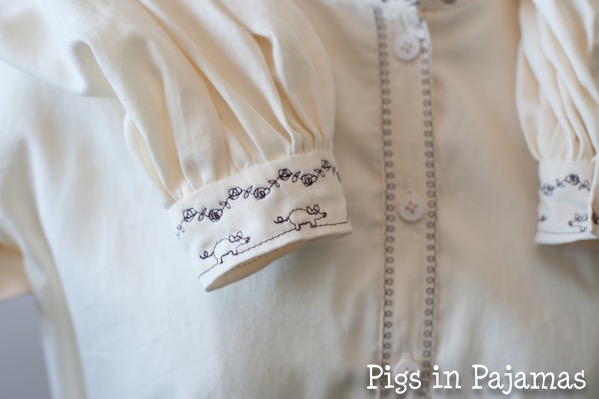 Truly vicorian 441 1861 garibaldi blouse pig cuff detail 35689502206 o