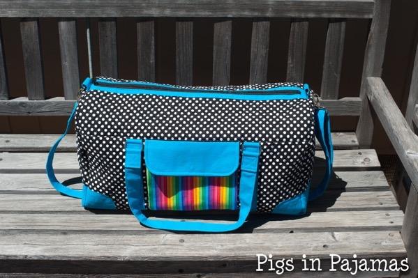 Weekend duffle pattern by betz white 34337238062 o