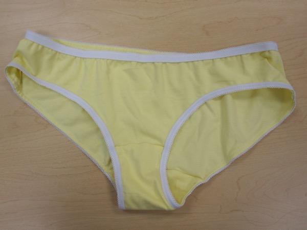 Yellow panties 3946428729 o