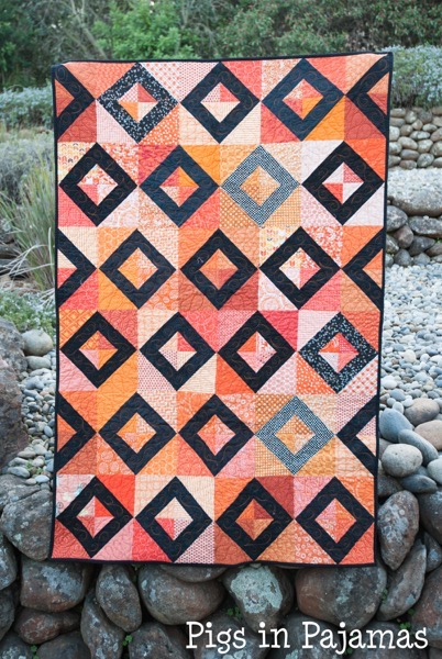 Grace circle october 2016 quilt front 32043458385 o