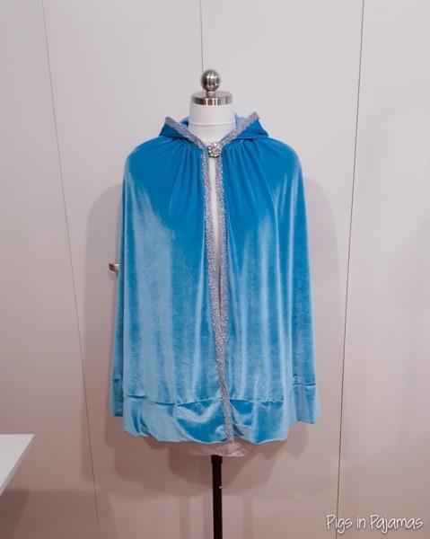 Cinderella cape 1