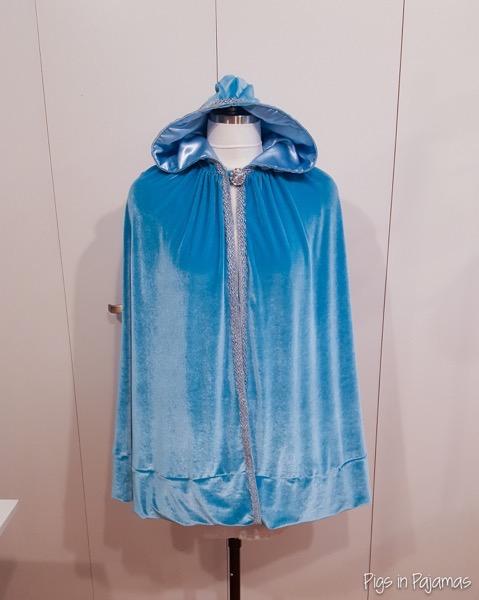 Cinderella cape 3
