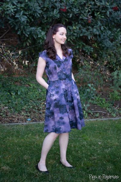 PurpleShirtDress 3