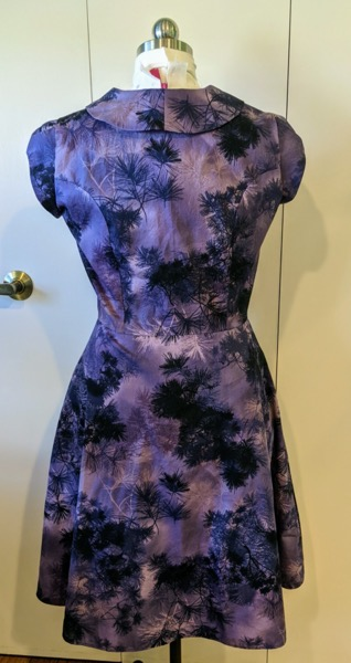 PurpleShirtDressBack