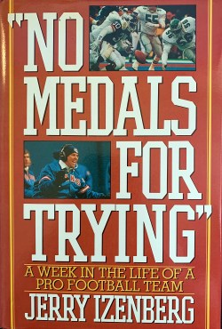 No Medals for Trying, Jerry Izenberg
