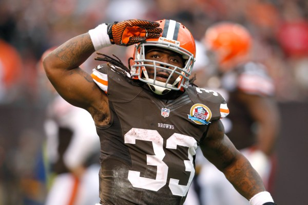 Former Browns RB Trent Richardson  (Photo: USA Today/Schwane)