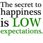 Group logo of Low Expectations