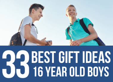 Best Fun Practical Gifts For 16 Year Old Boys In 2021 Pigtail Pals