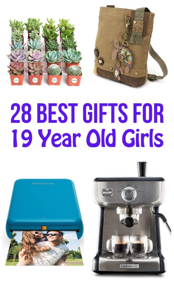 28 Best Gifts For 19 Year Old Girls In 2021 Pigtail Pals