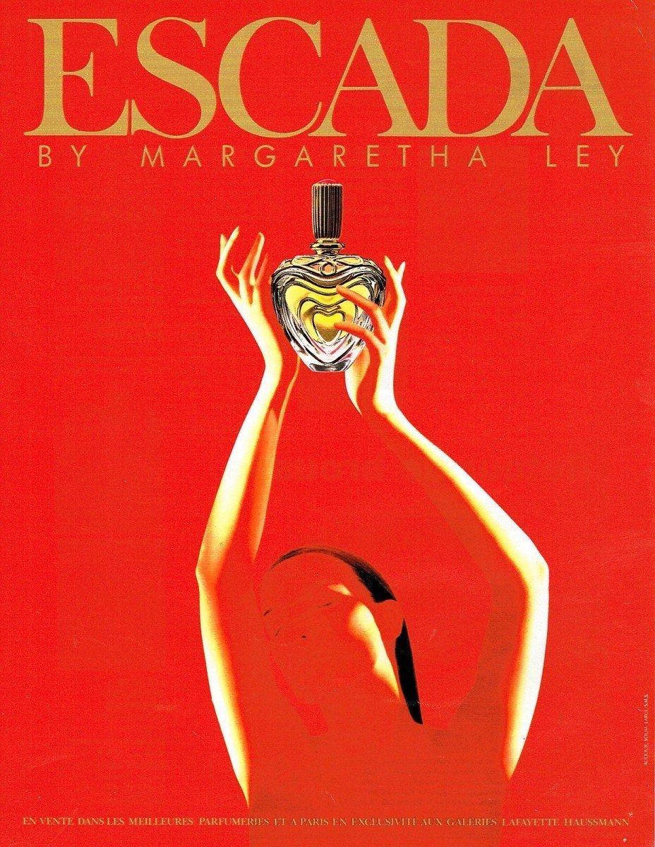 Escada Perfume 1990