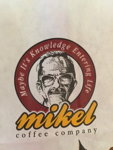 "Mikel Logo: ""Maybe"" this is the founder"