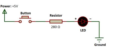 LED Resistor in Series
