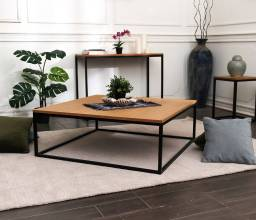 Modern French Style Furniture Wooden Metal