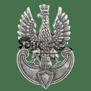 Przypinka z orłem Armii Polskiej we Francji