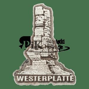 Magnes metalowy Westerplatte