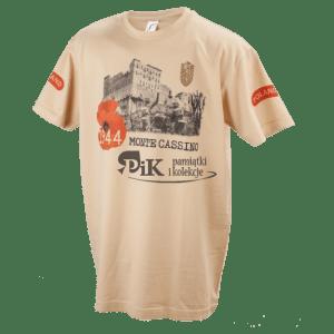 Koszulka Bitwa pod Monte Casino