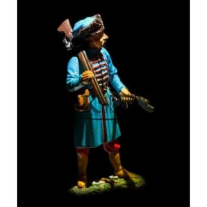 Malowana figurka Piechota Wybraniecka