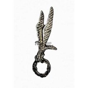 Przypinka z symbolem spadochroniarzy Polskich Sił Zbrojnych na Zachodzie