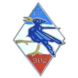 """Odznaka 302 Dywizjonu Myśliwskiego """"Poznańskiego"""""""