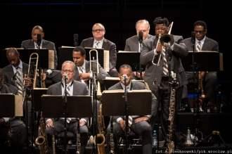 fot.Andrzej Olechnowski - Jazz at Lincoln Center Orchestra with Wynton Marsalis, 2018-02-04_NFM_IMGP7676