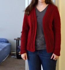 vignette sweater 2