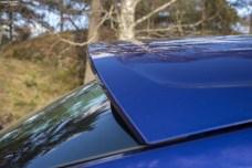 Ford Focus takaspoileri