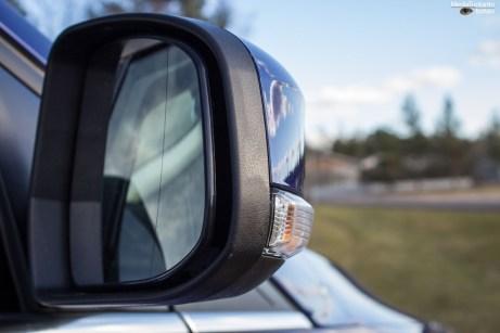 Ford Focus sivupeili